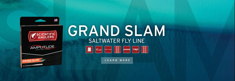 Amplitude Grand Slam Banner