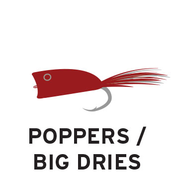 Poppers / Big Dries