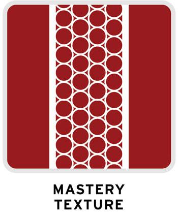 Mastery Textured