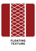 Floating Texture Icon