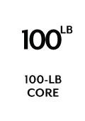 100lb Core Icon