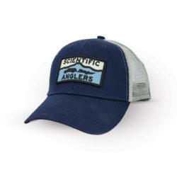 blue-trucker