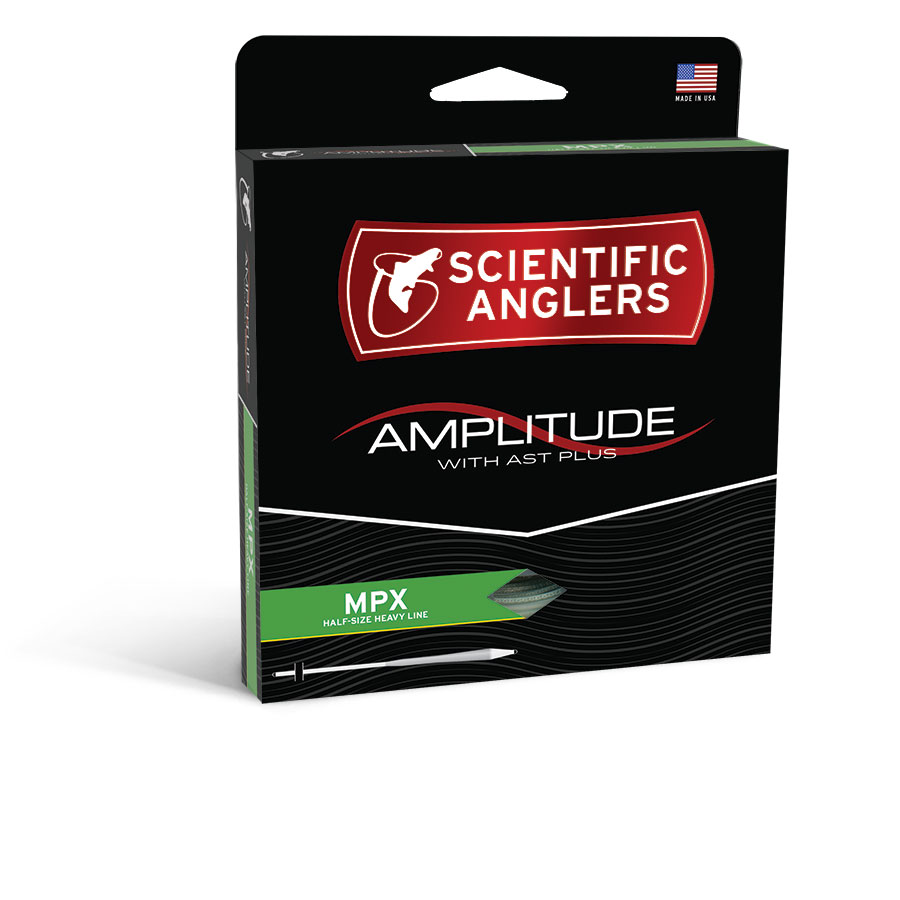 SCIENTIFIC ANGLER AMPLITUDE GRAND SLAM WF-12-F SALTWATER FLY LINE MAX DISTANCE