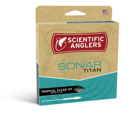 sonar tropical clear tip