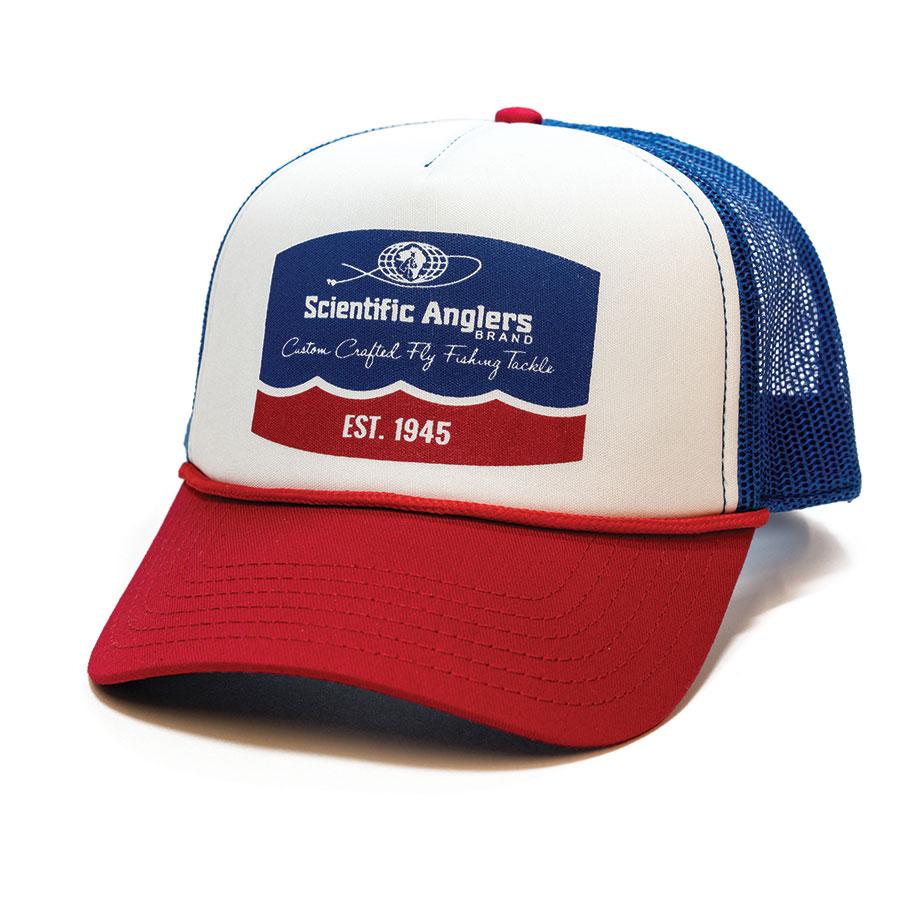 27bf15fba72 Scientific Anglers Trucker Hat