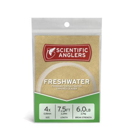 Freshwater Leader Single Pack