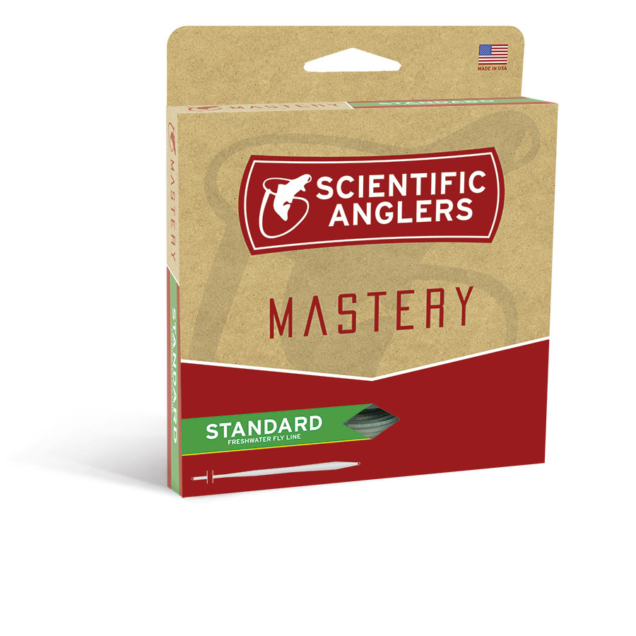 Scientific Anglers Fly Fishing Standard Fly Line Backing