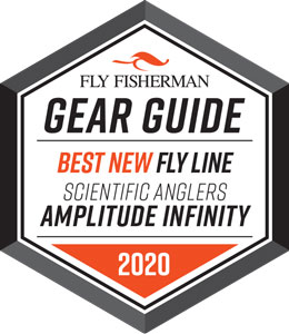 Gear Guide Best New Fly Line Amplitude Infinity